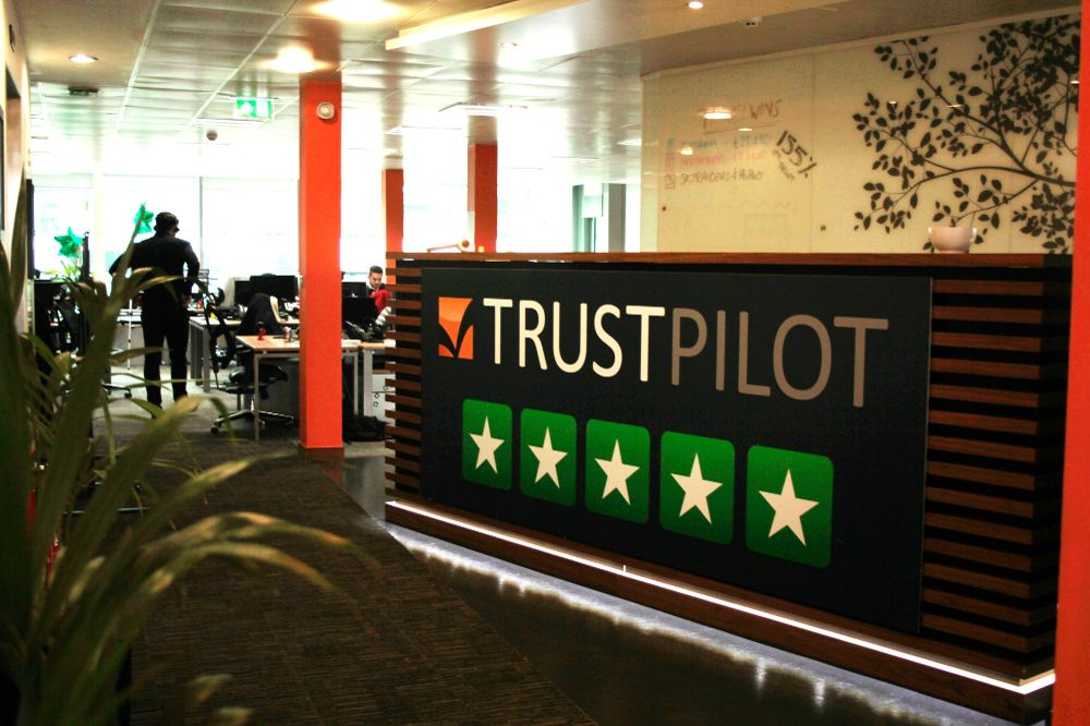 Trustpilot becomes technical partners to SwiftERM