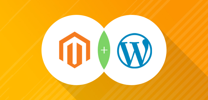 wordpress-magento 2-integration