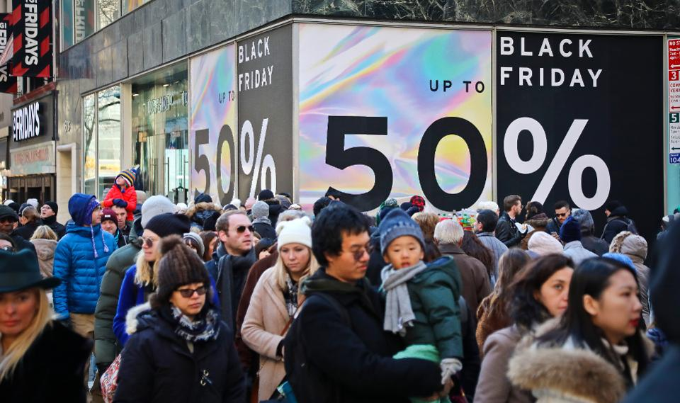 Promotional ideas for Black Friday