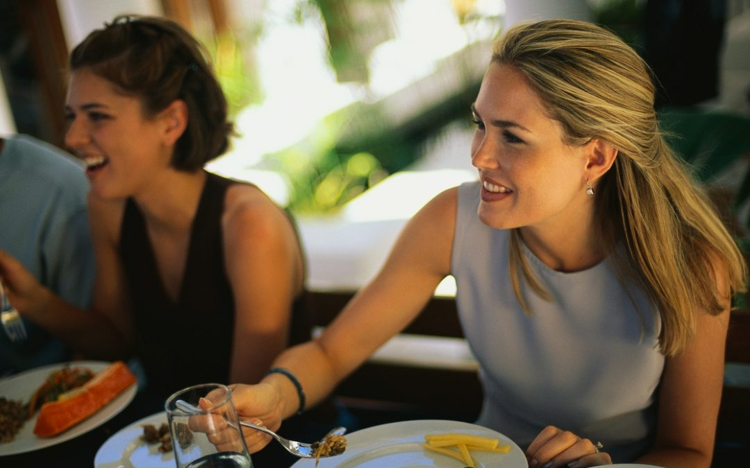 Ladies who lunch - SwiftERM