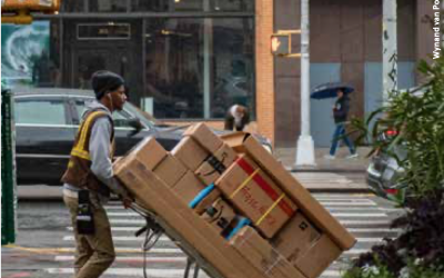 When rapid delivery is no longer an option