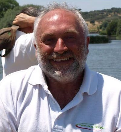 Tony Troth managing Director of Fishfriend