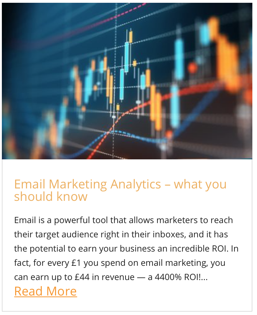 Email Marketing Analytics - what you should know