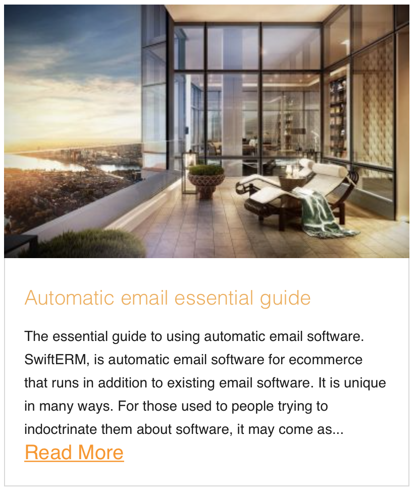 Automatic email essential guide