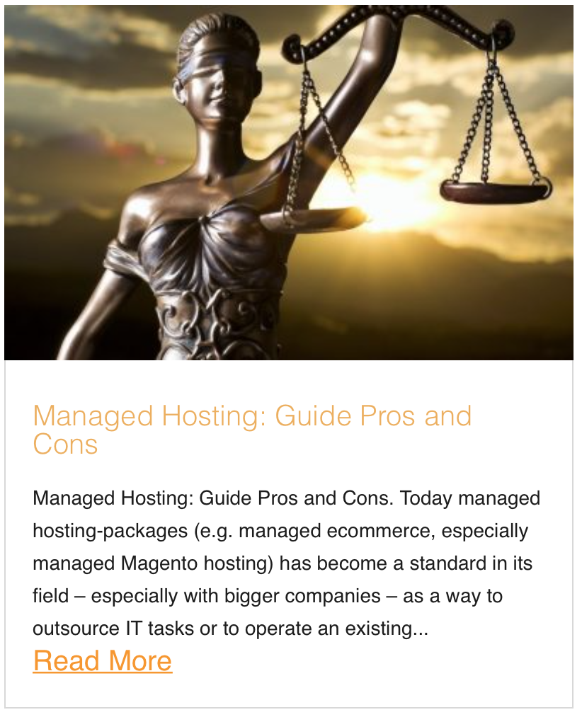 Managed Hosting: Guide Pros and Cons