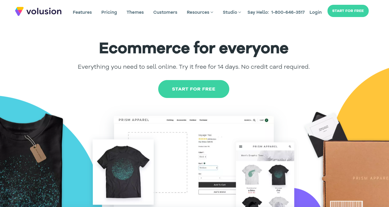 The best eCommerce platforms of 2021
