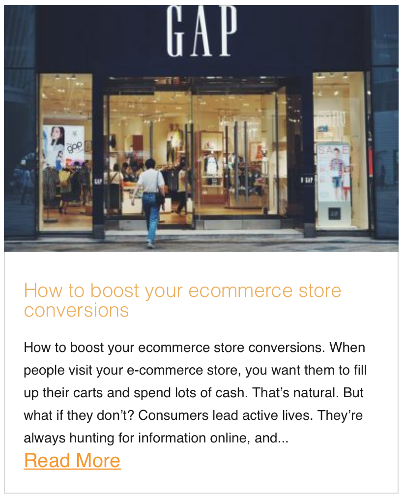 How to boost your ecommerce store conversions