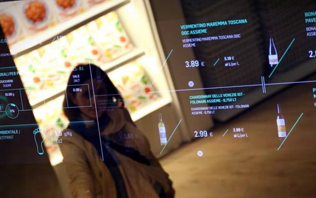 Heralding Grocery Stores of the future