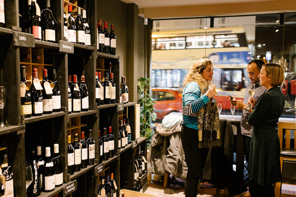 New DTC strategies for selling wine