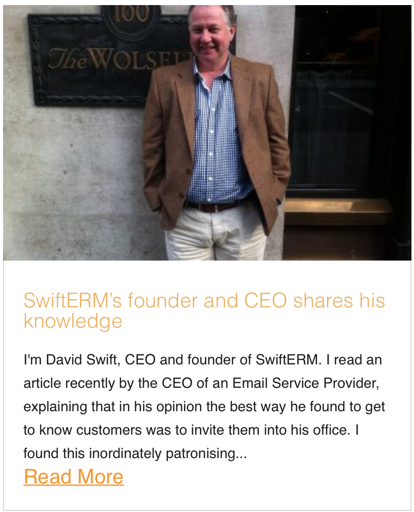 SwiftERM's founder and CEO shares his knowledge
