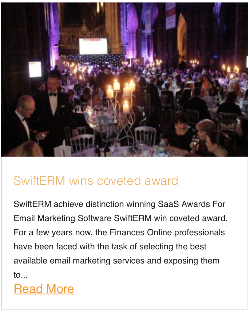 SwiftERM wins coveted award