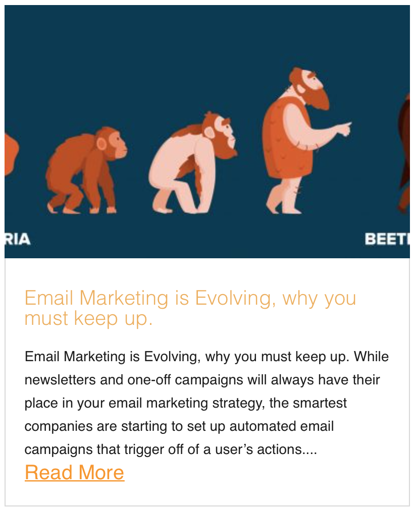 Email Marketing is Evolving, why you must keep up