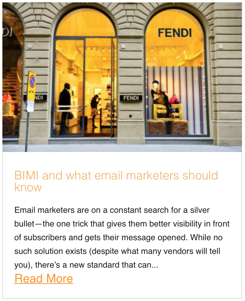BIMI and what email marketers should know