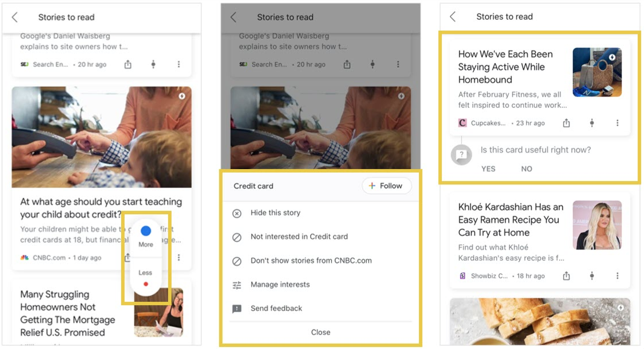 Google Discover what you should know