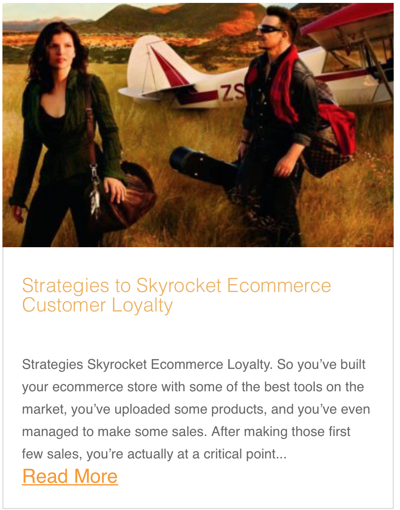 Strategies to Skyrocket Ecommerce Customer Loyalty