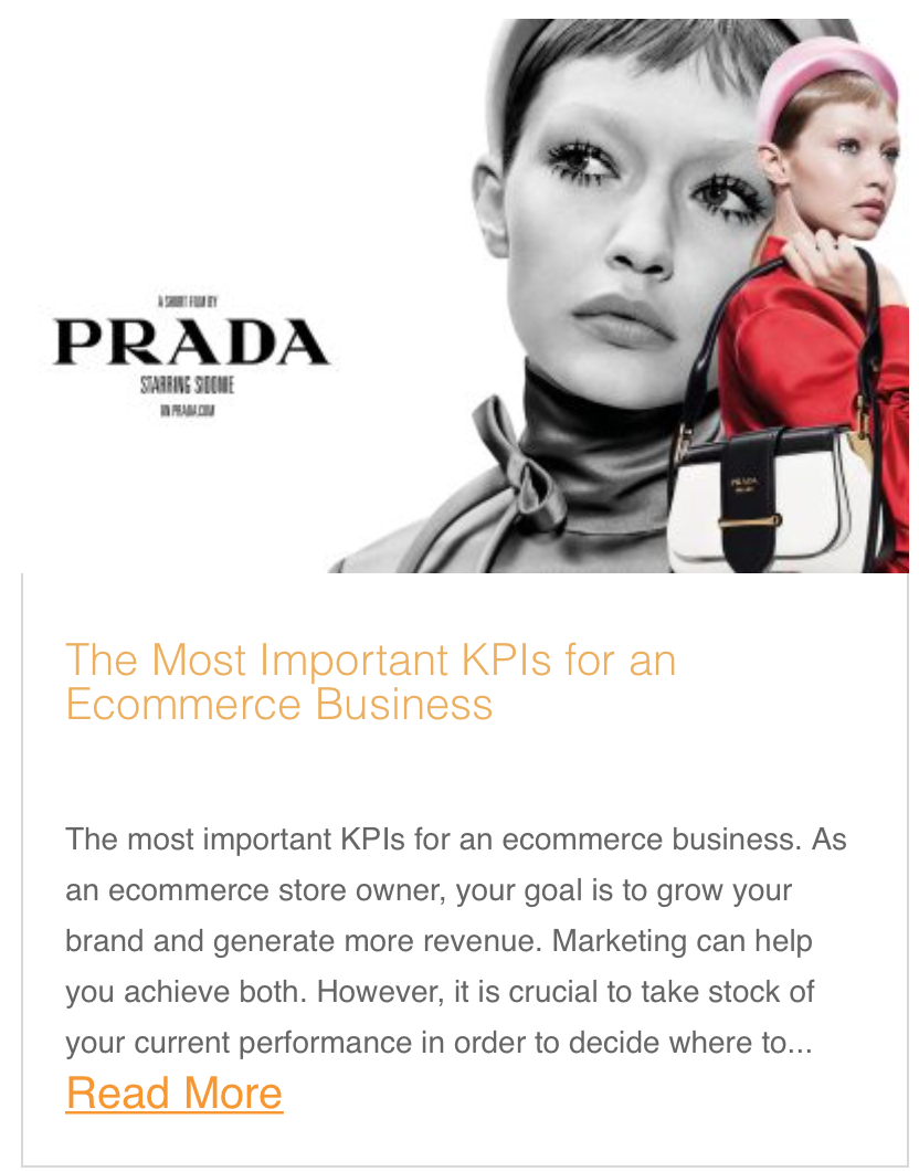 The Most Important KPIs for an Ecommerce Business