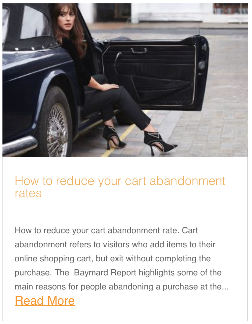 How to reduce your cart abandonment ratesHow to reduce your cart abandonment rates