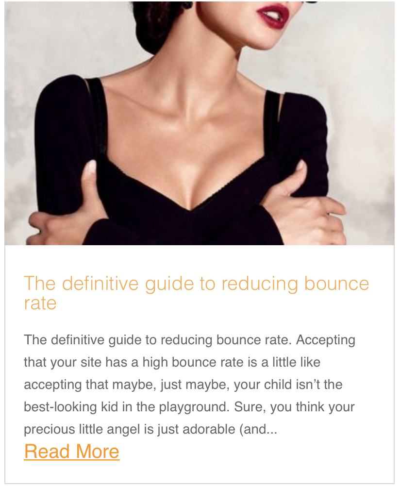 The definitive guide to reducing bounce rate