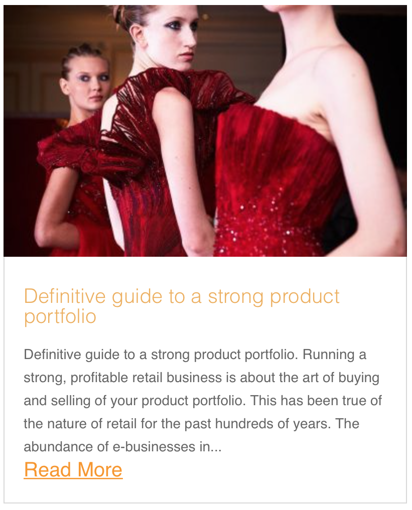 Definitive guide to a strong product portfolio