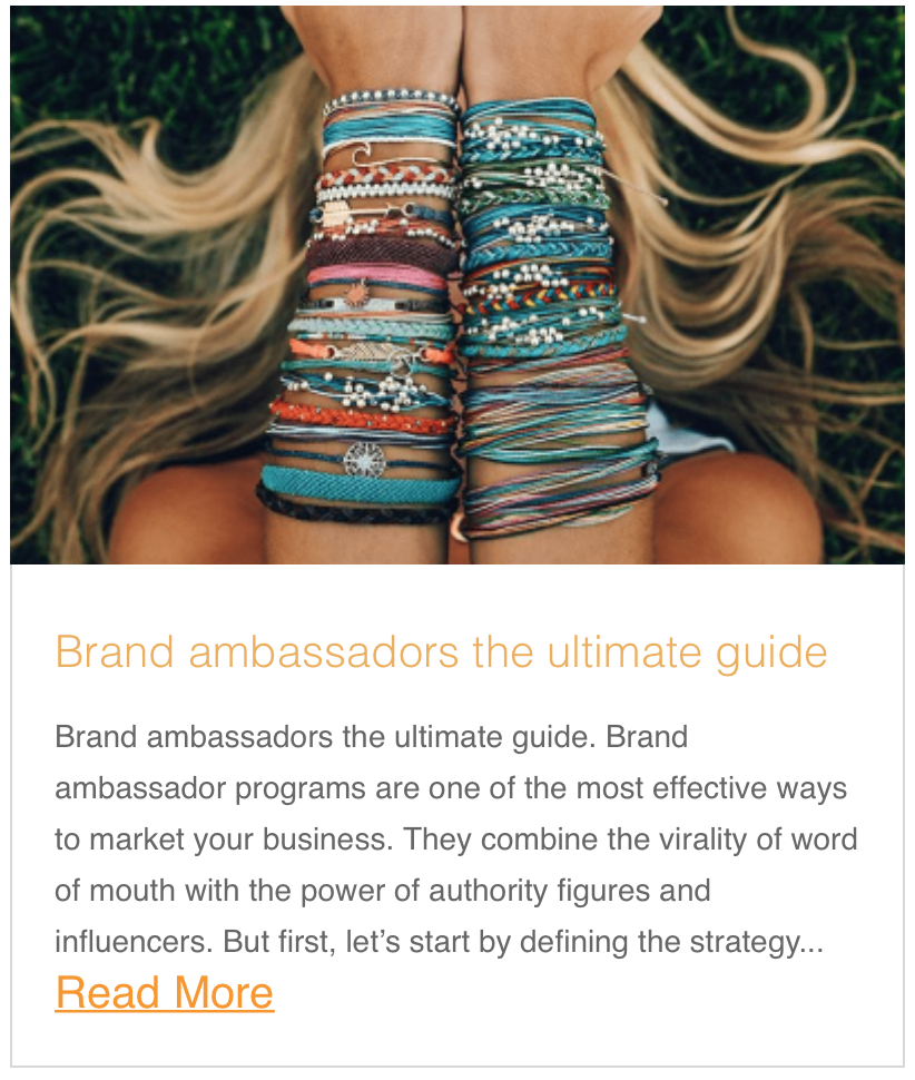 Brand ambassadors the ultimate guide