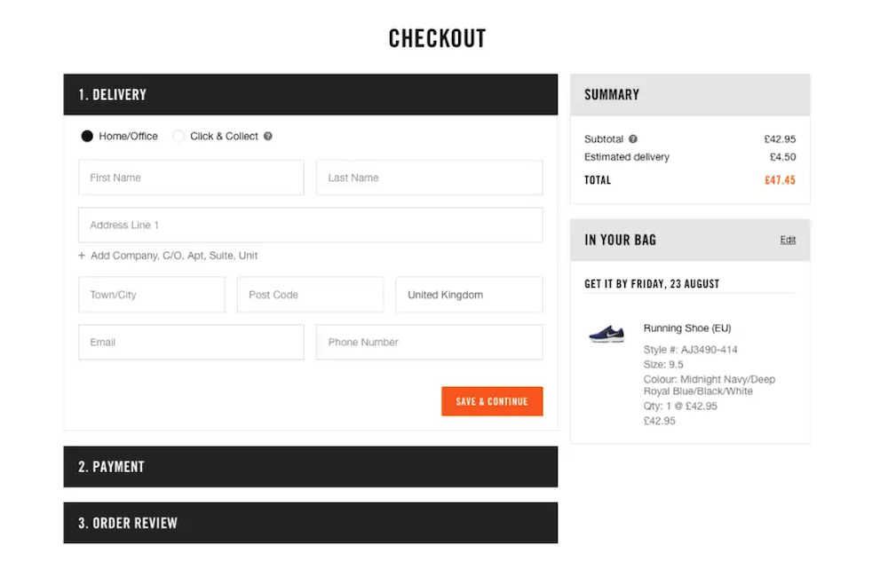 How to reduce your cart abandonment rates