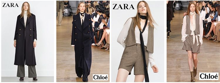 The marketing and advertising strategy of Zara