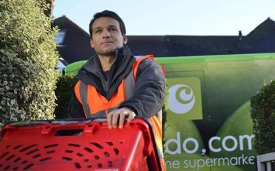 Online grocery to more than double market share by 2025