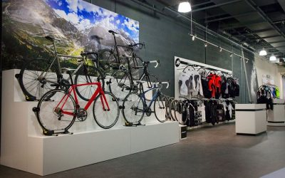 Cycling, bikes and accessories back on ecommerce